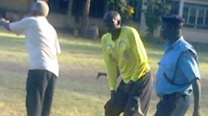Arbitro Kenia