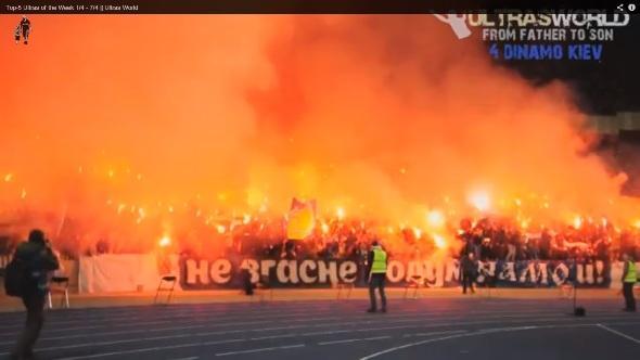 Dinamo Kiev 4 posto (2)
