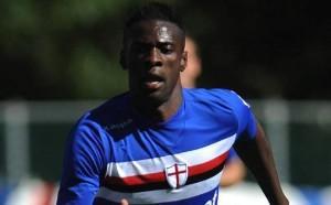 Pedro Obiang, centrocampista della Sampdoria di origine equatoguineana (21 anni)