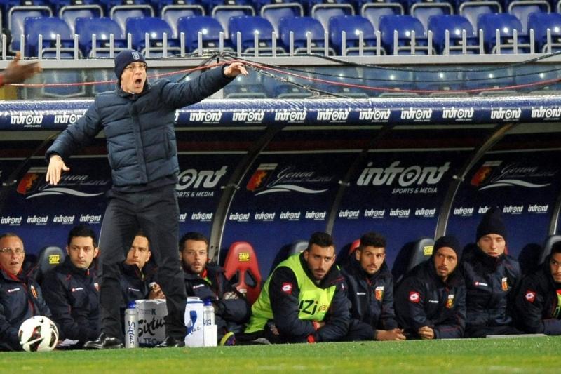 Qui Genoa - Domani ripresa a porte chiuse. Ballardini spera di recuperare Vargas e Bovo