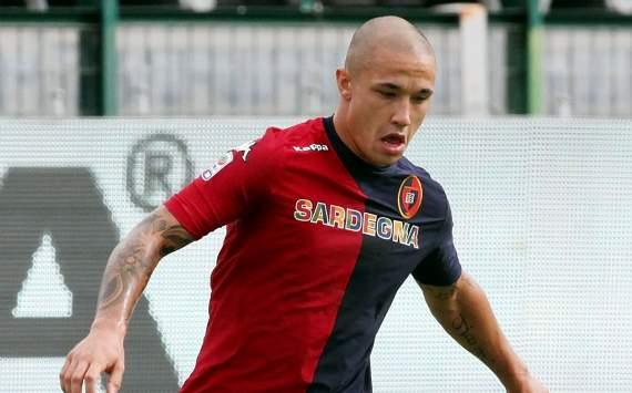 Radja Nainggolan (Cagliari) Un gol, sei tiri, 3 falli subiti. Il belga vale 15 milioni di euro per Cellino e se le sue prestazioni sono queste non si può dargli torto. L'Atalanta lo ha capito pagando con una sconfitta.