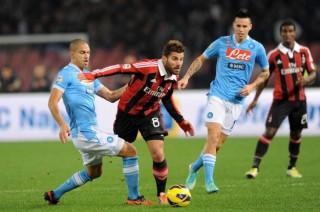 Il Milan imbattuto in casa dal 1986. Che questa sia la volta buona per gli azzurri?