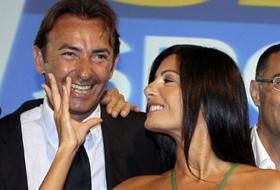 Massimo Mauro provoca Ilaria D'Amico