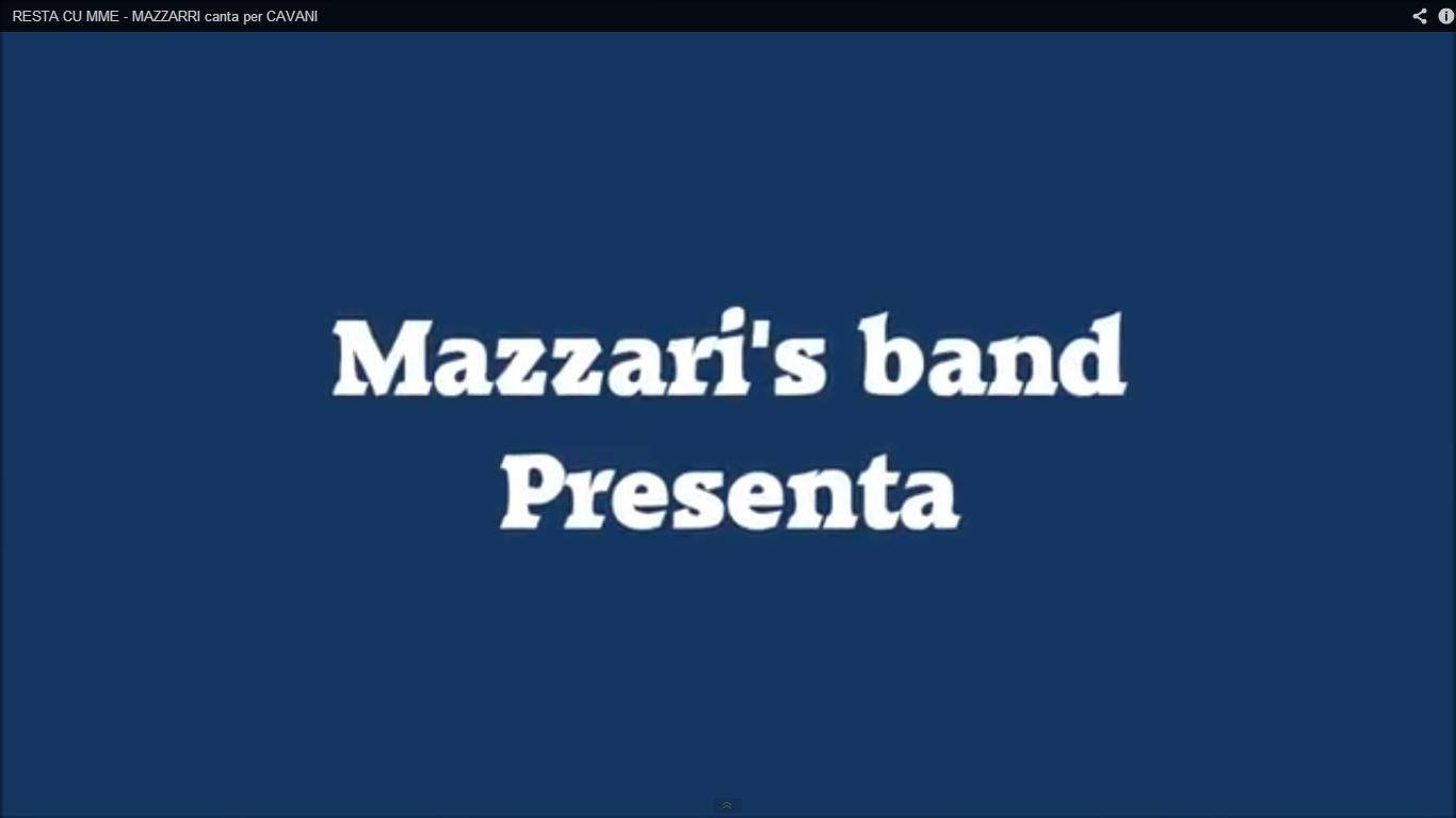 Mazzarri's band Cavani