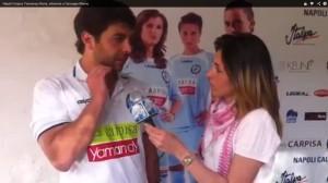 Napoli Carpisa Yamamay interviste