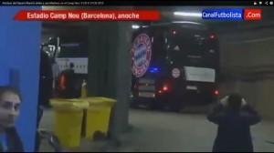 Pullman Bayern Monaco lascia Javi Martinez