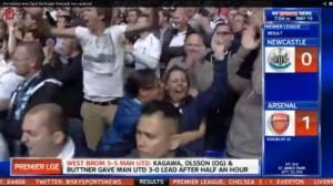 Tottenham Arsenal annuncio