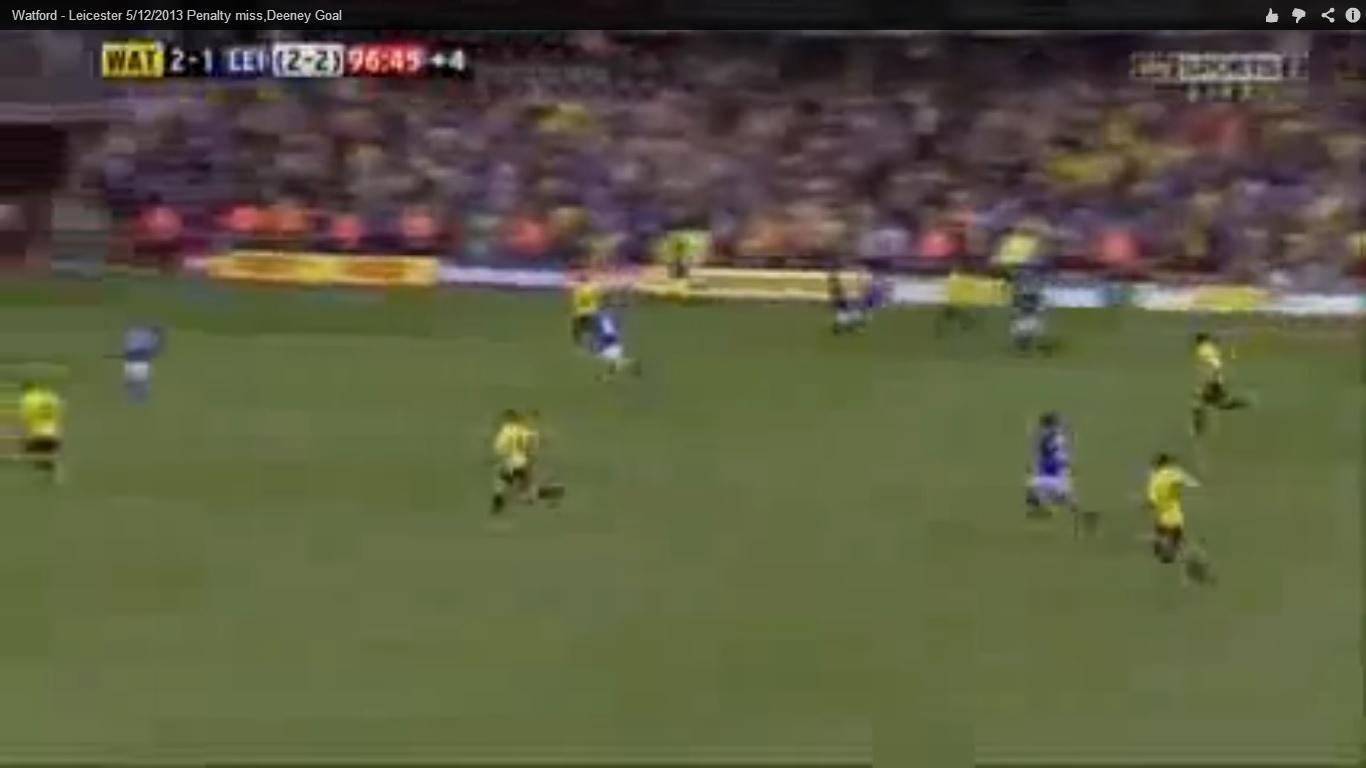 Watford play off Championship