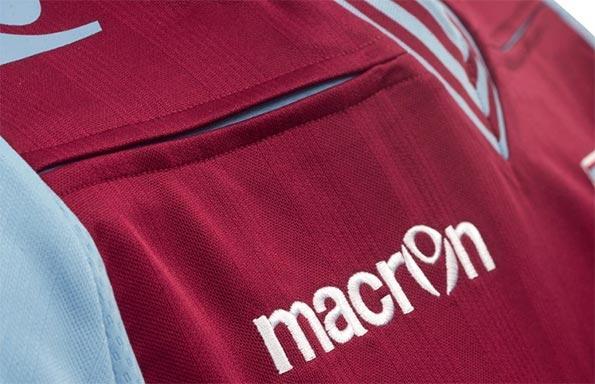 Aston Villa maglia ufficiale