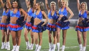Cheerleaders Napoli