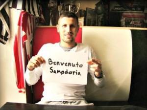Pawel Wszolek Sampdoria