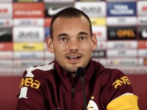 Sneijder Napoli
