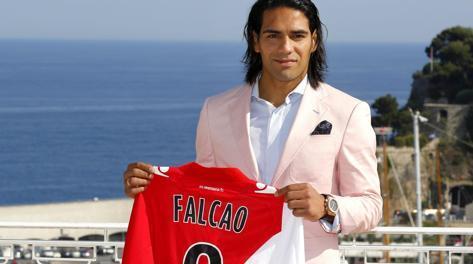 Radamel Falcao, acquistato dal Monaco per 60 milioni di euro