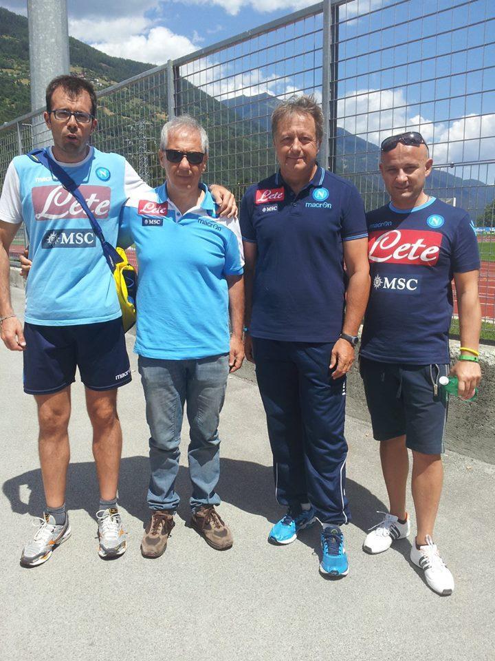 Il piano di preparazione personalizzato per gli atleti azzurri: grande lavoro da parte dello staff medico guidato dal dr. Alfonso De Nicola