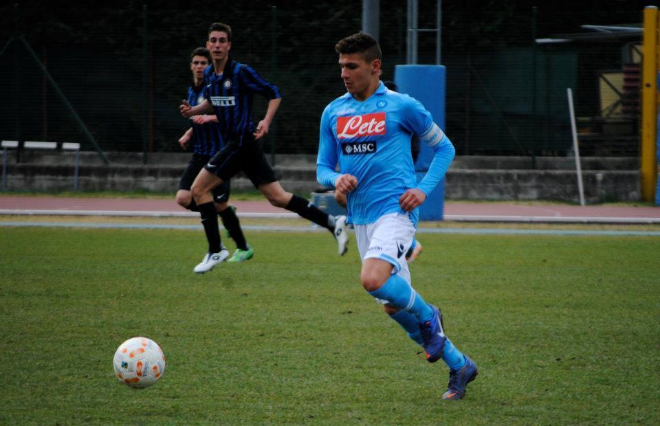 Gianluca La Gatta Napoli