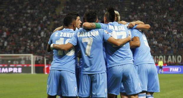 Milan - Napoli 1