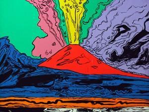 Andy-Warhol-Napoli-Vesuvius