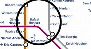 benitez metro