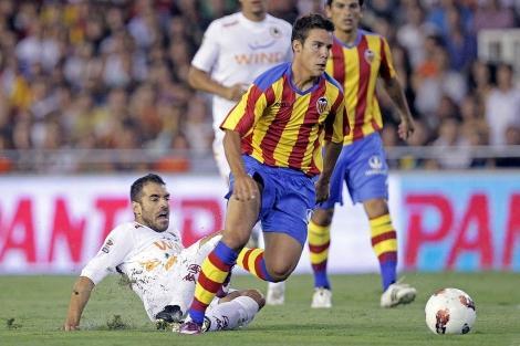 Juan Bernat vicino al rinnovo con il Valencia