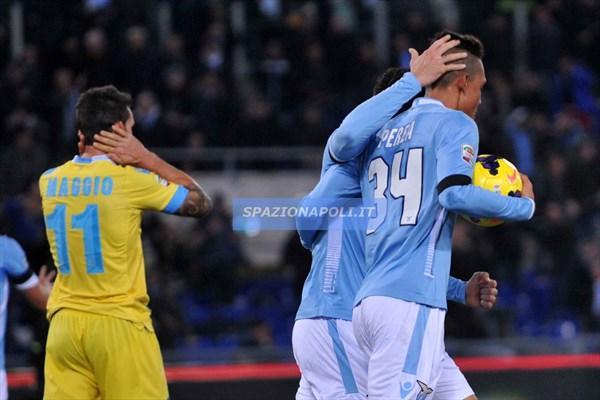 9 - Lazio, 46 gol segnati