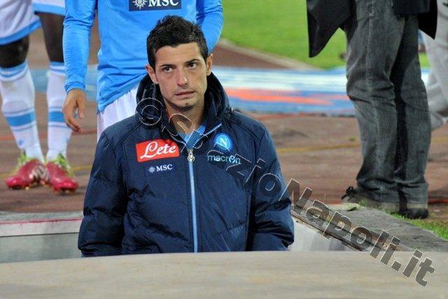 Napoli Udinese Dzemaili
