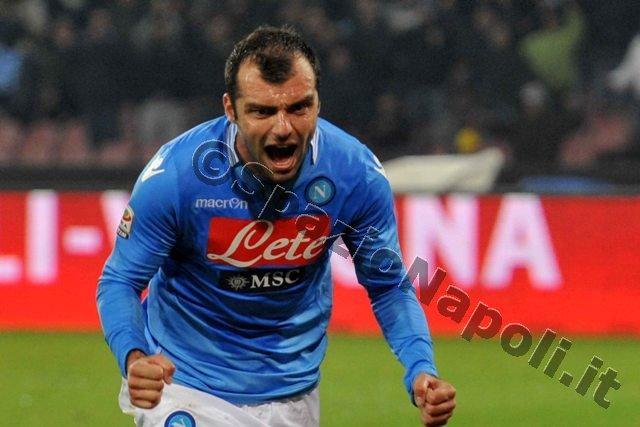 Napoli Udinese Pandev