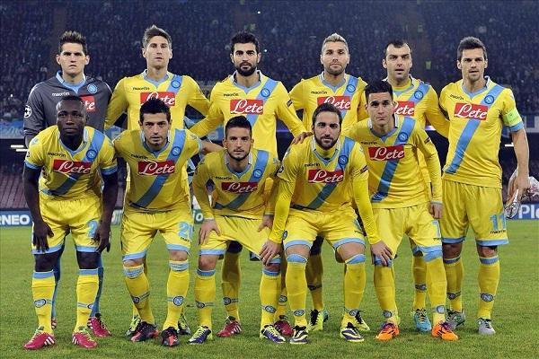 1 - Napoli, 76 gol segnati