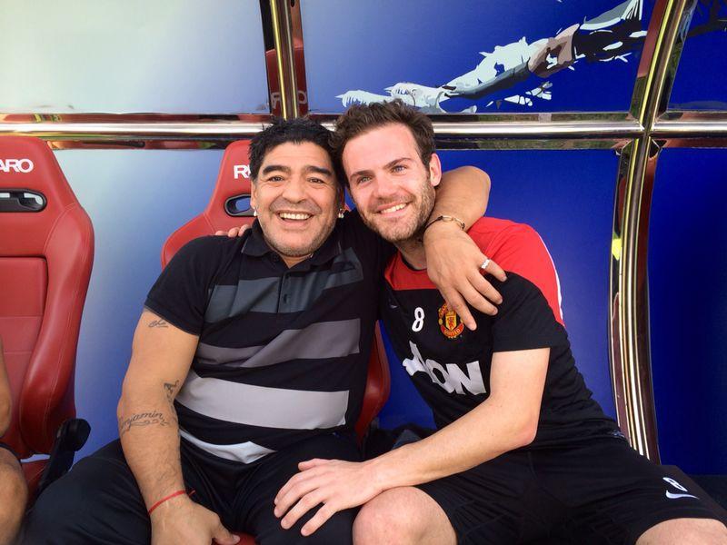 Maradona Mata