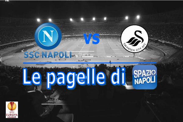 Napoli Swansea Pagella