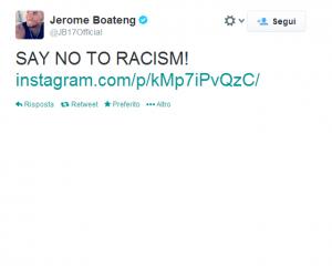 boateng razzismo