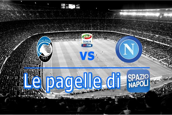 Atalanta Napoli Pagella