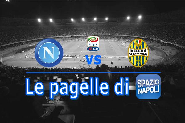 Napoli Hellas Verona Pagella