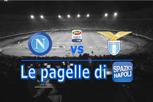 Napoli Lazio Pagella