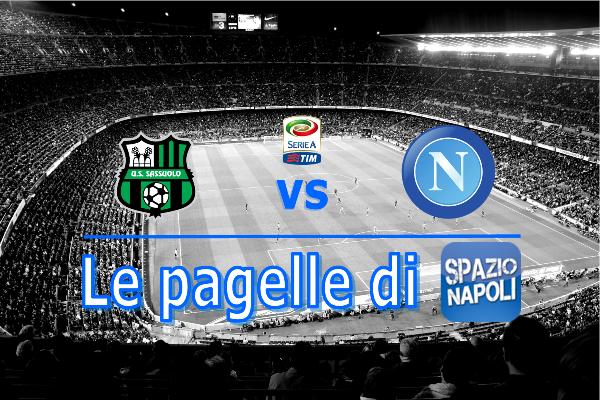 Sassuolo Napoli Pagella