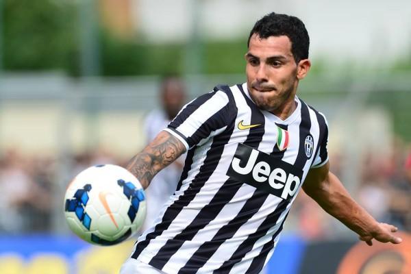 Carlos Tevez (Juventus)