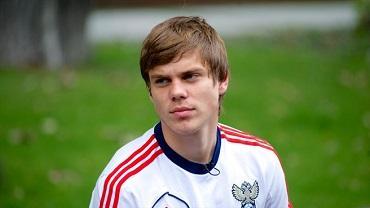 8 - Aleksandr Kokorin, attaccante russo della Dinamo Mosca
