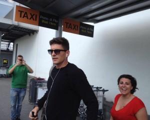 Gomez sbarca in Italia
