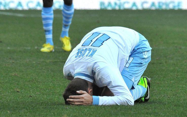 Klose (Lazio): 184' giocati. Ultimo gol: 23-02-14 (Lazio-Sassuolo 3-2)