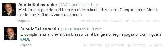 Tweet DeLa