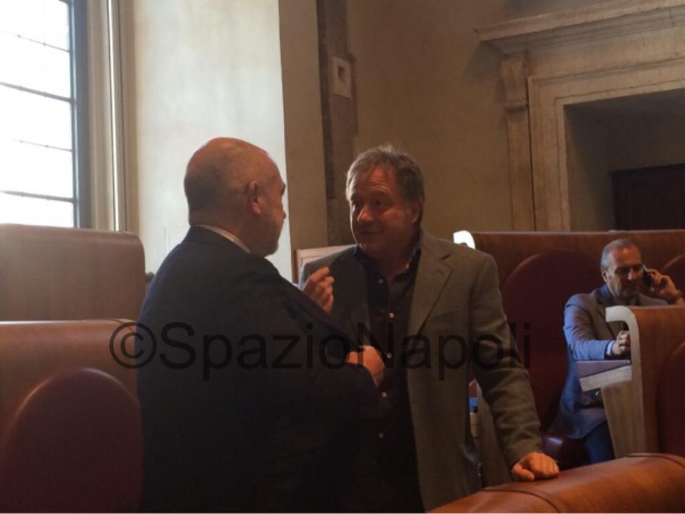 Ilmedico sociale della SSC Napoli, il Dott. Alfonso De Nicol