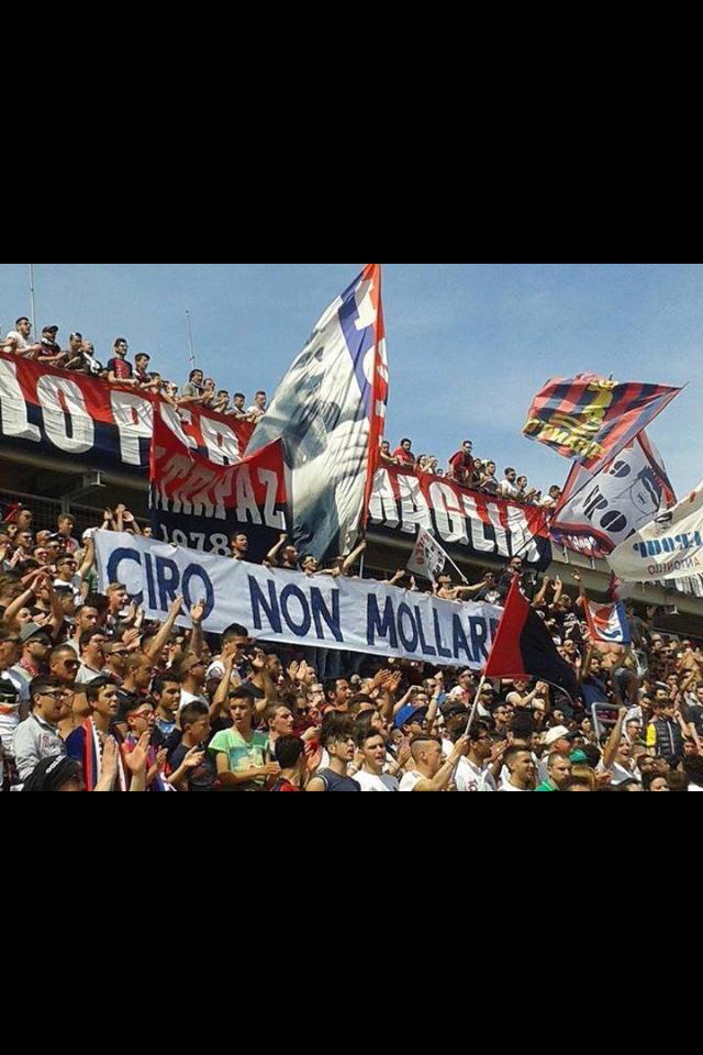 Taranto pro Ciro Esposito