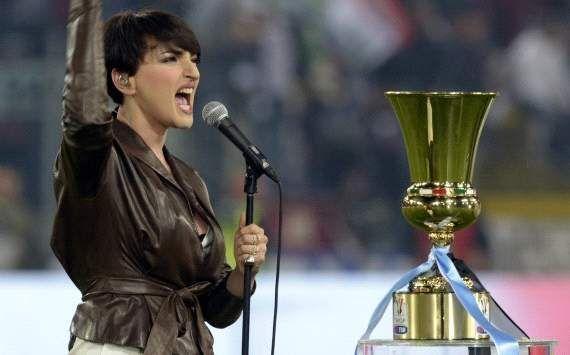 Arisa Coppa Italia