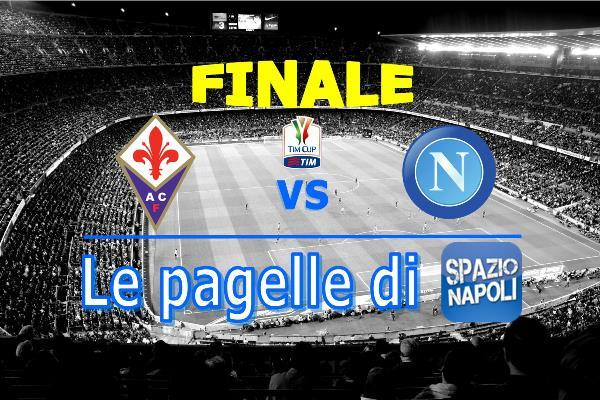Fiorentina Napoli Finale Coppa Italia Pagella