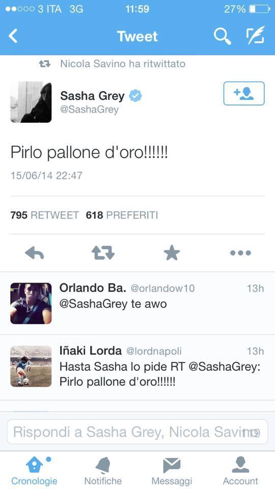 sasha grey :P