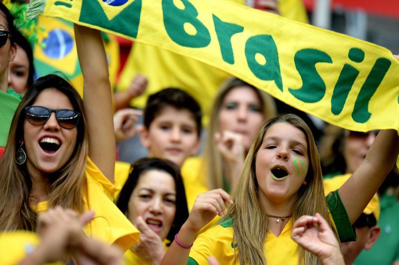 tifosi brasile