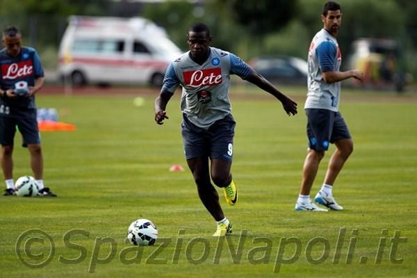 Duvan Zapata fa gola a tanti club, anche all'estero. Come riporta gianlucadimarzio, lo Shakhtar ha chiesto il colombiano a Bigon, ma il Napoli l'ha dichiarato incedibile