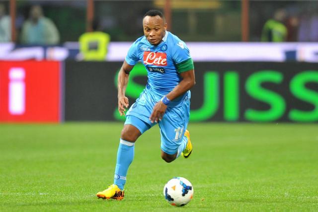 22 09 2013 Milan - Napoli Campionato Serie A 2013/2014