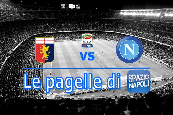 Genoa Napoli Pagella
