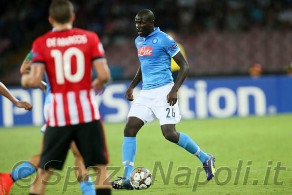 Koulibaly, l'agente:
