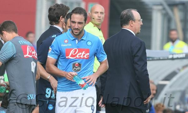 Higuain (Napoli): 446' giocati. Ultimo gol: 13-04-14 (Napoli-Lazio 3-2)
